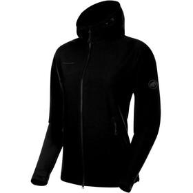 Mammut Macun SO Hooded Jacket Women black